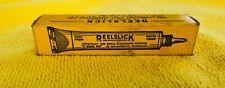 Vintage1940's /50's Reelslick Reel Oil Nos!