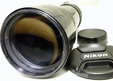 Nikon NIKKOR 300mm f4.5 ED AI-s Lens Manual Focus - Free Shipping USA