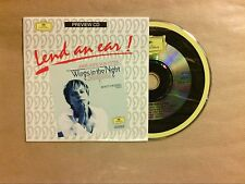 RARE CD PROMO 2 TITRES / JAN GARBAREK & HILLIARD ENSEMBLE / PARCE MIHI DOMINE