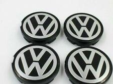 Wheel hub center caps 4 x 55mm Volkswagen 6N0601171 Nabenkappen Radkappen