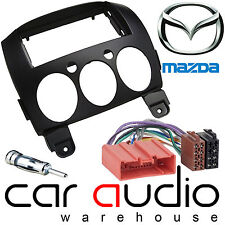 CT24MZ13 Mazda 2 -Demio 2008 Car Stereo Double Din Fascia Panel Full Fitting Kit