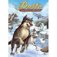BALTO 3-ABENTEUER - DVD NEUWARE