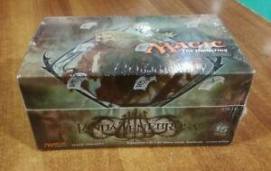 "Shadowmoor Theme Deck Box  - ""ITALIANO"" - Sealed - 12 Decks - MTG Magic"