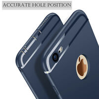 Ultra Slim Shockproof Silicone Rubber Cover Case For Apple iPhone X 7 Plus 5 6S