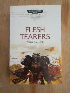 Flesh Tearers Black Library Novel Warhammer 40k
