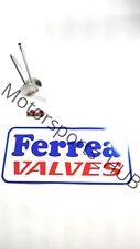 Ferrea Intake Only Valves w Seals Honda TRX450R TRX 450R Head Stock OEM 04 05