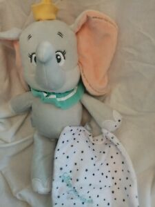 """Disney Baby Dumbo Soft Toy Approx 12"""""""