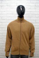 Wrangler Uomo Taglia 2XL Maglione Felpa Sweater Man Cardigan Pullover Lana