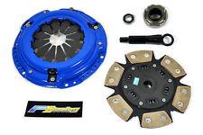 FX STAGE 3 RACE HD CLUTCH KIT 90-91 HONDA CIVIC CRX Si 1.5L 1.6L SOHC DX LX EX