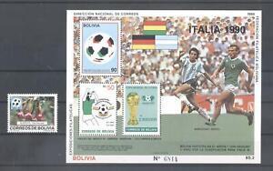 (859514) Soccer, Flag, Flowers, Bolivia