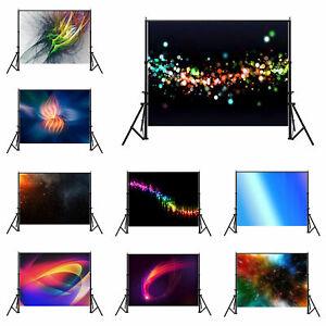 Colorful Light Spot Background Cloth Studio Photography Backdrop 3x5ft 5x7ft