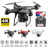 S32T RC Drone Quadcopter With HD 4K 1080P Camera Quadcopter WIFI FPV Drone
