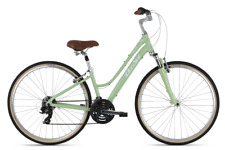 "Bicycle Del Sol Lxi 7.1 Comfort Hybrid Size 14"" Satin Moss"