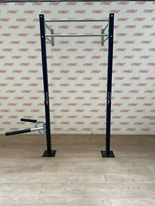 Leisure Lined Wall Mounted Functional Rig Power Rack