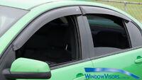 Window Visors WeatherShields 4pc for Holden Commodore Calais Sedan VE VF 2006-17