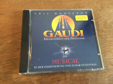Gaudi - Das Musical     [CD Album] Eric Woolfson  / Ottenthal 1995