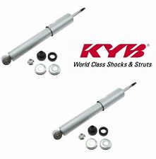 KYB 2 Front Heavy Duty Shocks Ford F250 F350 Superduty 2WD 2008 to 2014 554369