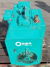 Onan Electric Generator 12.5Jc