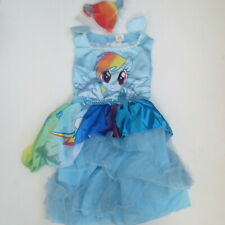 Little Pony Rainbow Dash Child Costume - M (7-8) - NWT