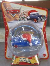 DISNEY/PIXAR CARS DECKED OUT DOC HUDSON  **BRAND NEW**