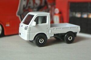 Matchbox Loose - 2014 Subaru Sambar Pickup Truck - White