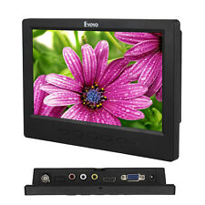 Portable 7 inch TFT LCD 1024*600 Monitor HDMI BNC input professional TV security