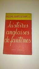 Histoires anglaises de fantômes - La Boétie (1945)