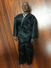 Custom 1/6 Scale Matrix Kung Fu Morpheus 12 Inch Figure Hot Toys Body Used