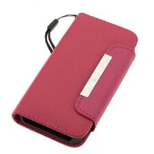 Phunkee Tree Pink Wallet Case with Magnet! iPhone 4/4s 5/5s compatible, NEW!