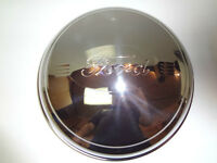 Ford Car 1942 and Pickup Truck 1946 Polished Stainless Steel Hubcap