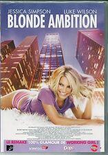 DVD ZONE 2--BLONDE AMBITION--SIMPSON/WILSON/MARSHALL--NEUF