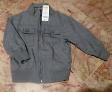 NWT Gymboree Spring Light Cotton Jacket Parka Windbreaker Sz 3-4