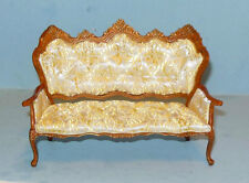 HANSSON LOVE SEAT MINIATURE DOLL HOUSE FURNITURE