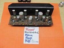 PIONEER AWH-019-0 MAIN AMP PCB QX-4000 QUAD STEREO RECEIVER