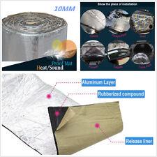10mm Firewall Soundproof Car Door/Engine Heat Shield Insulation Mat Waterproof
