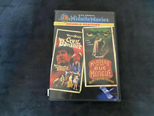 Cry of the Banshee/Murders in the Rue Morgue (1970/1971) [1 Two Sided Disc DVD]