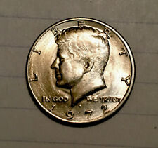 1972 Half Dollar Doubling And Other Errors
