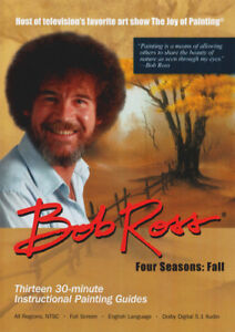 Bob Ross the Joy of Painting: Fall Collection [New DVD]