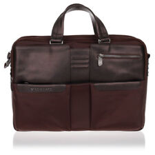 Roncato 400215 Brown Nylon Laptop Briefcase