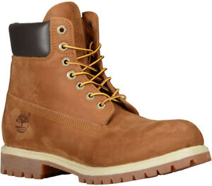 Timberland Men's 6 IN PREMIUM BOOTS Rust TB072066 e