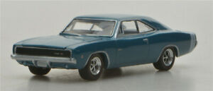 Greenlight 1:64 1969 Dodge Charger R/T No Packaging Toys Alloy