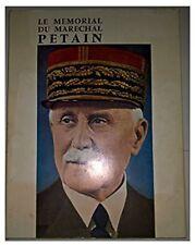 Le mémorial du Maréchal Pétain