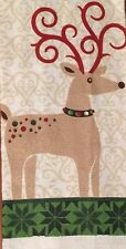 Holiday Kitchen Towel Christmas Reindeer