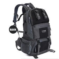 40L/50L Outdoor Backpack Hiking Bag Camping Travel Rucksack Waterproof Bag Pack
