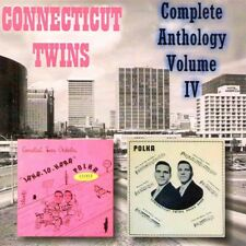 Connecticut Twins - Complete Anthology Volume 4 Brand New Polka CD Great Classic