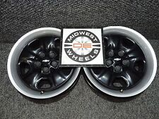 "2010-2016 Camaro 18"" Factory OEM Steel Wheels 18X7.5 5X120 X2 GREAT WINTER PAIR"
