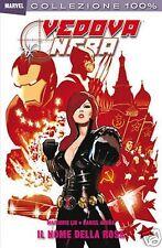 100% MARVEL: VEDOVA NERA - IL NOME DELLA ROSA (Panini Comics, 2011)