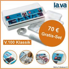 Vakuumiergerät LaVa V.100 TOP-PROFI Folienschweissgerät - Deutsche Qualität! TOP