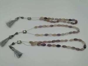 Fluorite-Handmade-Worry beads-Meander-Greek kompoloi-Greek coulture-Gift idea-Me