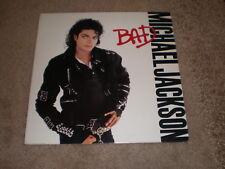 Michael Jackson LP Bad PROMO